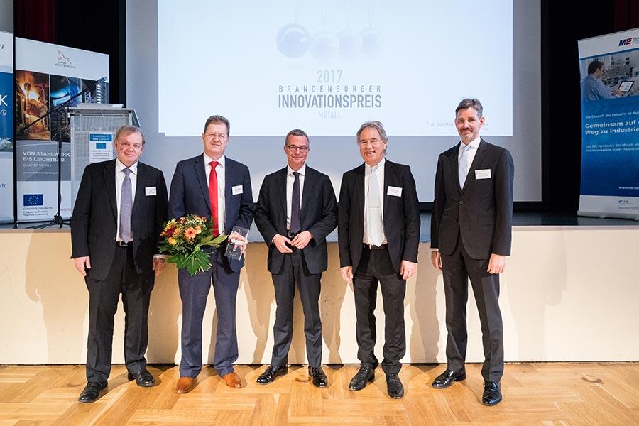 Innovationspreis Brandenburg 2017 für SCIP - digitale Kommunikation im Unternehmen und digitales Shopfloormanagement - © medienlabor - Adam Sevens