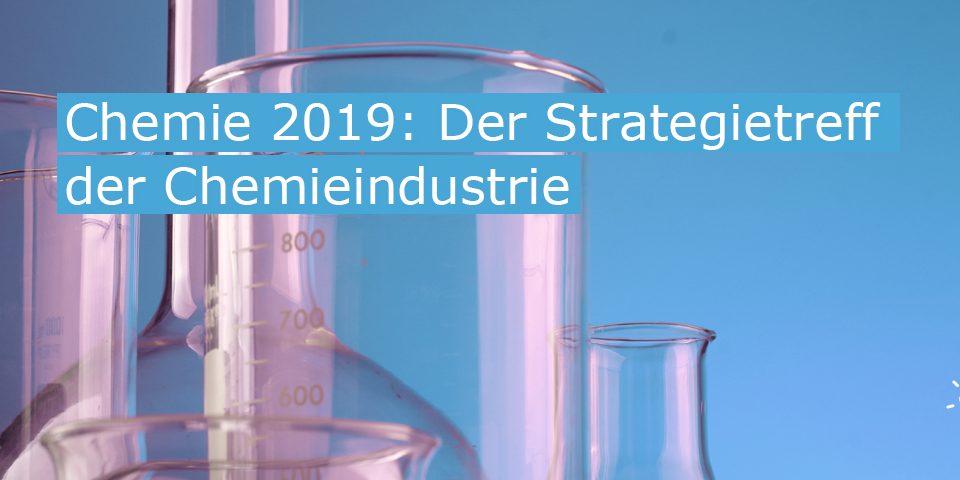Chemie 2019 Kongress