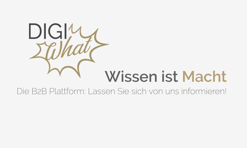 Logo: Screenshot www.digiwhat.de